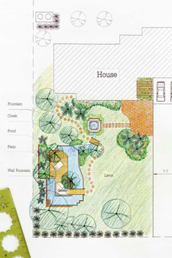 landscape architect blueprint in Ajax Ontario